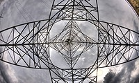 10855780, Electricity Pylon, Cloudy Sky, Germany,
