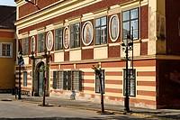 10855404, historical, Old Town, Köszeg, Hungary, E