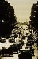 Hornsgatan I Riktning Mot Hornstull, Cars On Road
