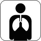 Radiology Symbol Respiratory medicine symbolRadiology Symbol