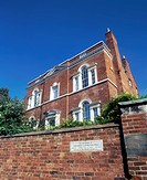 Erasmus Darwin House. This is the house where Erasmus Darwin 1731_1802, British physician and grandfather of Charles Darwin, lived from 1756 to 1781. ...