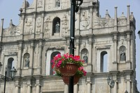 Ruins of St. Paul cathedral, Macau