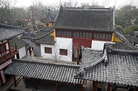 Hanshan Temple, Suzhou, China