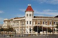Historical buildings at the Port, Adelaide, South Australia
