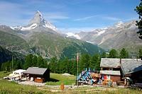 Switzerland _ Matterhorn