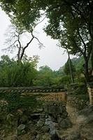 south korea, korean structure