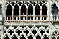 Venetian palace, Venice, Italy