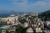 Pão de Açúcar, Arcos da Lapa, Rio de Janeiro, Brazil