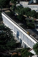 Center, Arcos da Lapa, Rio de Janeiro, Brazil