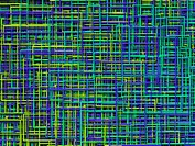 Multi_Colored Lines