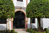 Museum of fine arts, Cordoba, Andalusia, Spain/ Museo de Bellas Artes