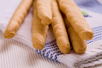 Olive oil breadsticks