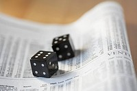 Dice on Stock Listings