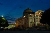 Amazonas Theater, Amazônia, Manaus, Amazonas, Brazil