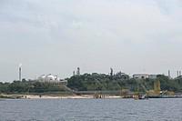 Refinery, Industry, Amazônia, Manaus, Amazonas, Brazil