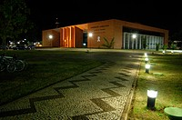 Building, Legislative assembly, Palmas, Tocantins, Brazil