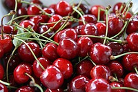 Red cherries (Cerasus)