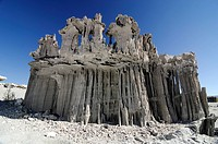 Tuff rock formation at Mono Lake, South Tufa, Lee Vining, California, USA, North America
