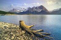 Upper Kananaskis Lake, Peter Lougheed Provincial Park, Kananaskis Country, Alberta, Canada