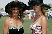 Dressed up for the Dubai World Cup _ The World´s Richest Horse Race