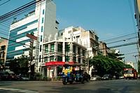 City Street, Bangkok, Thailand