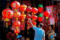 Chinese New Year Lanterns &amp; Decorations, Malaysia