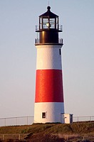 Sankaty Head Lighthouse, Nantucket, Massachusetts, USA
