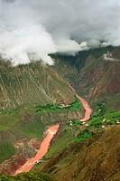 Mekong, Yanjing, Tibet Autonomous Region, China