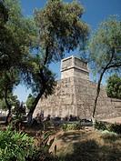 Pirámide de Acatitla, Ciudad de Mexico