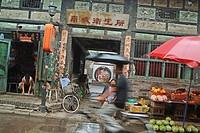 Pingyao, Shanxi province, China