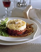 Flank and shallot Parmentier (thumbnail)