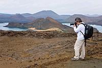 Bartolome Island, Galapagos Islands, Ecuador