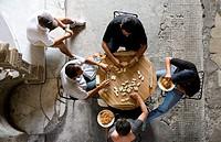 Playing domino, Havana _ Cuba