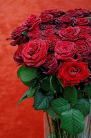 Bunch of red roses (thumbnail)