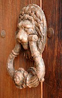 Oldfashioned Knocker