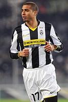 david trezeguet ,torino 04_02_2009 ,italian football cup 2008_2009 ,juventus_napoli