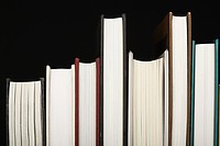 Books in a row (thumbnail)