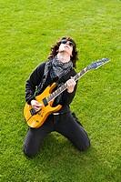 chitarrista, chitarra