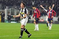 alessandro del piero, torino 2009, serie a football champsionship 2008_2009 , juventus_bologna