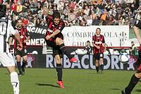 pato scores his goal, siena 2009, serie a football cahmapionship 2008_2009, siena_milan