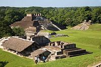 Mexico Tabasco Comalcalco Precolumbian Maya Archaeological Site