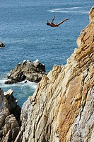 Acapulco, Mexico, Pacific Ocean, cliff divers