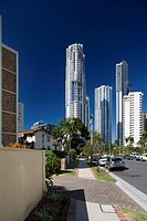 Skyline North Tower, Surfers Paradise, Gold Coast CIty, Queensland, Australia, 2008