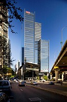Westpac skyscraper, Sydney, New South Wales, Australia, 2008