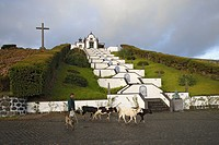 Church of Nossa Senhora da Paz, Villa Franco da Campo, Azores, Portugal