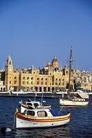 Marina, Vittoriosa, Malta