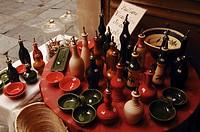 France - Provence-Alpes-Côte d'Azur Region - Grasse. Pottery