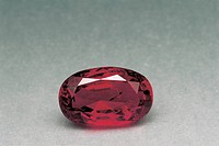 Minerals - Ruby spinel