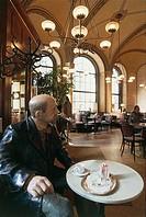 Austria - Vienna. Café Central