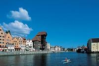 Poland - Pomerskie voivodship - Gdansk